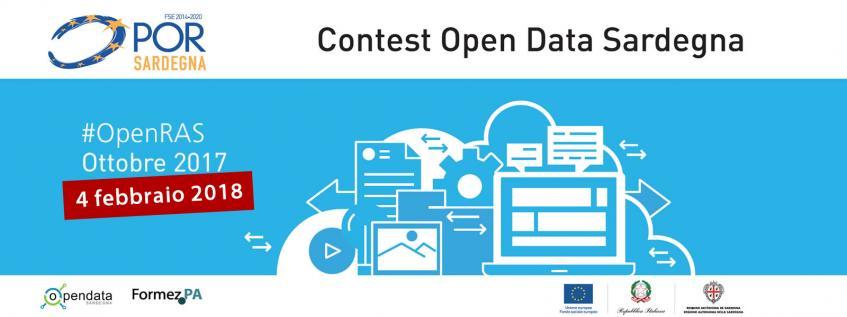 Prorogato il termine del Contest Open Data Sardegna