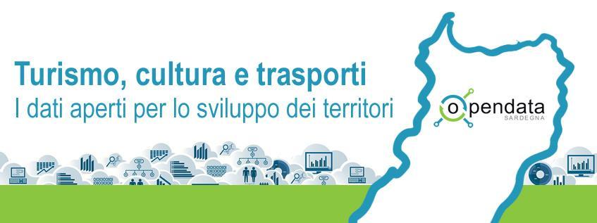 Turismo, cultura e trasporti. I dati aperti per lo sviluppo dei territori